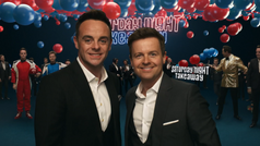 ANT & DEC REVEAL PLANS FOR INTERACTIVE VIRTUAL AUDIENCE AHEAD OF NEW SERIES