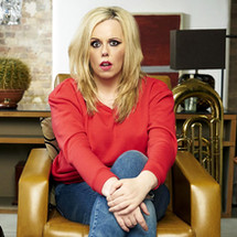 ROISIN CONATY'S GAMEFACE AXED BY CHANNEL 4