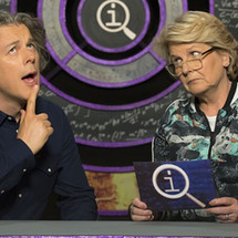 QI RETURNS TO THE STUDIO WITH VIRTUAL AUDIENCE