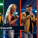 THE VOICE UK: WEEK FOUR AUDITIONS (PICTURES)