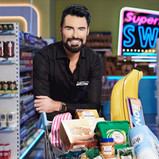 SUPERMARKET SWEEP PROMOTED TO ITV