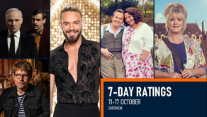 7-DAY RATINGS OVERVIEW: 11-17 OCTOBER 2021