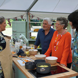 PREVIEW: Bake Off Semi-Final (Pictures)