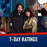 7-DAY RATINGS: 16-27 AUGUST 2021