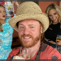 EMILY ATACK AND LAURA WHITEMORE JOIN CELEBRITY JUICE