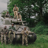 BLACK PANTHERS OF WW2: UKTV ANNOUNCE NEW DOCUMENTARY