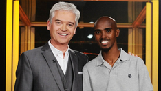 ITV TO REPLAY MO FARAH'S THE CUBE TRIUMPH