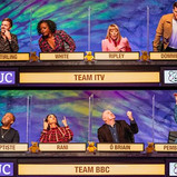 BBC AND ITV BATTLE IT OUT IN CHILDREN IN NEED SPECIAL OF UNIVERSITY CHALLENGE