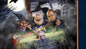 SPITTING IMAGE RETURNS TO ITV FOR HALLOWEEN SPECIAL
