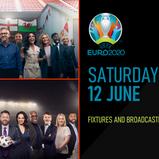 EURO 2020 TODAY: Saturday 12th June