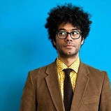 QUESTION TEAM: RICHARD AYOADE TO FRONT NEW UKTV SERIES