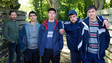 LADHOOD: FILMING BEGINS ON SECOND SERIES OF BBC THREE COMEDY