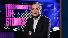 PIERS MORGAN QUITS LIFE STORIES, WITH FINAL GUEST KATE GARRAWAY TO FRONT EPISODES IN 2022