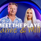THE CIRCLE: INTERVIEW WITH JAMIE & MILLIE (MEET THE PLAYERS)