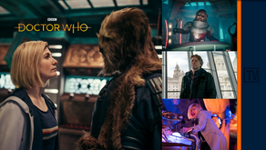 DOCTOR WHO: FLUX | MORE IMAGES RELEASED AND TIMESLOT REVEALED