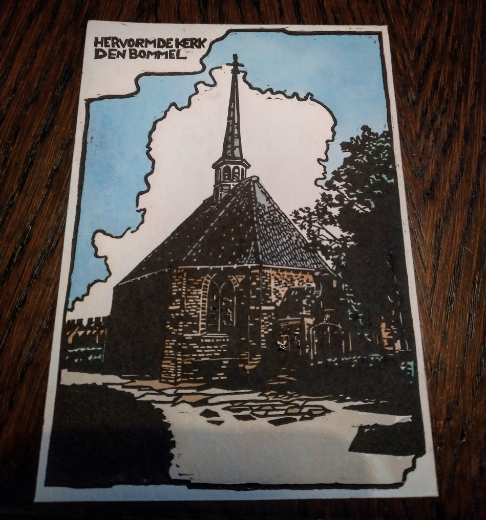 Hervormde Kerk Den Bommel