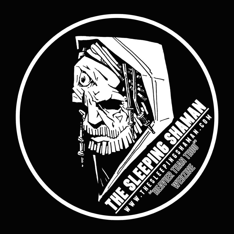 Logo Design The Sleeping Shaman