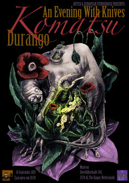 Dutch and European Stoner Rock poster