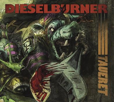 Album Cover Dieselburner