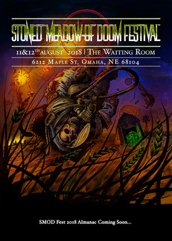 Stoned Meadow of Doom festival 2018