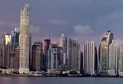 Wolkenkratzer Panamastadt