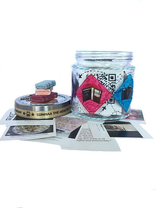 The Travel Jar