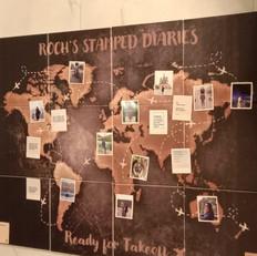 World Map of Memories