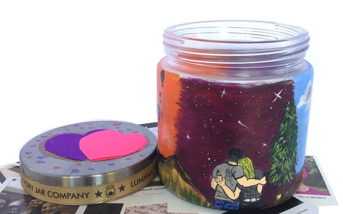 Couples Jar