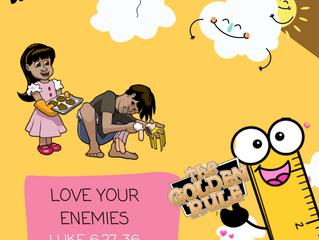 📚🙅🏽♀️❤️ #TSSG Loves The Kids Sunday School Review - The Golden Rule  - October 11, 2020