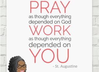 📚 #TeachingTipTuesday 📚 - PRAY!