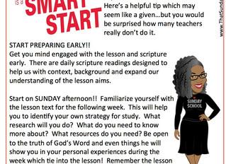 📚 #TeachingTipTuesday 📚 - START PREPARING EARLY!