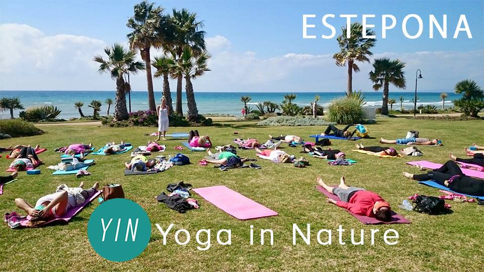 Yoga in Nature at Tikitano Estepona with Lisa Marie Robinson
