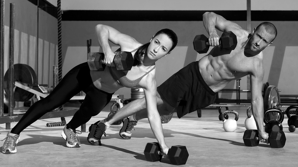 Exercises to build muscle and burn your fat