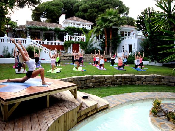 Hollistic Retreats Marbella