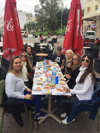 Solo retreats Morocco