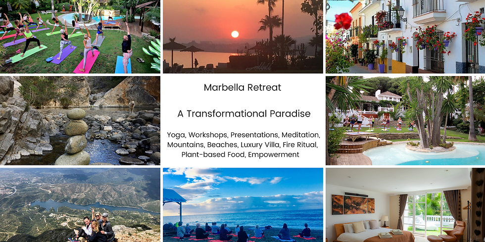 7 Day Fierce Females Yoga Retreat in Marbella