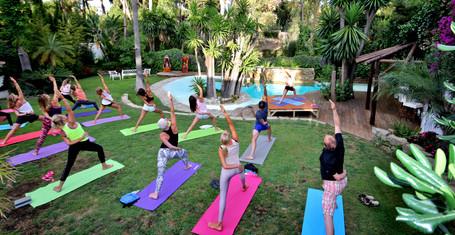 yoga retreat in spain 2020