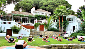 yoga in marbella