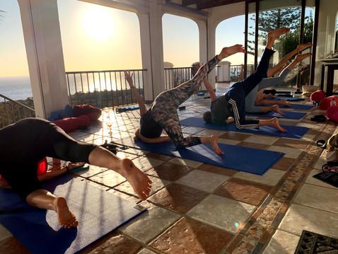 Tarifa Yoga and retreats