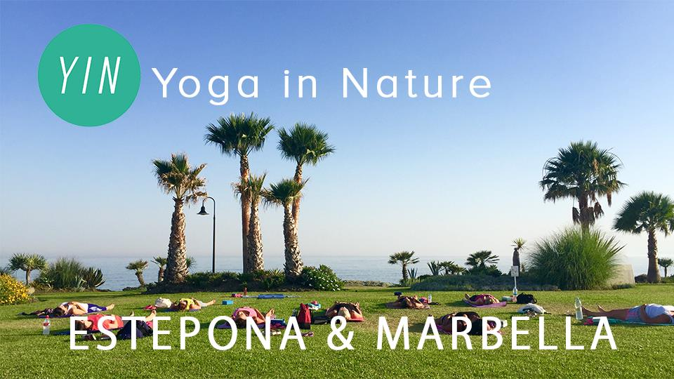 Yoga in Nature Estepona near Marbella with Lisa