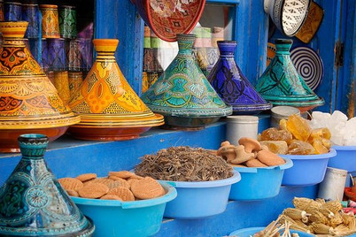 yoga and meditation retreat Morocco