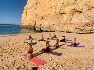 yoga beach group 2.JPG