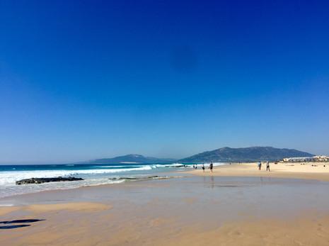 beaches of tarifa spain