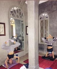 beginners yoga retreat morocco