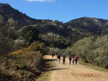 walking retreats spain