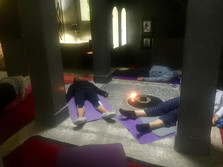 Yoga retreat in Tangier