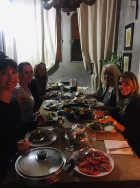 Single retreats for girls Morocco