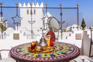 Morocco retreats