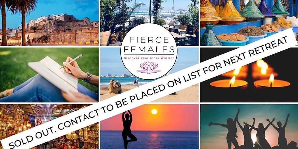 5 Day Fierce Females Yoga Retreat in Morocco