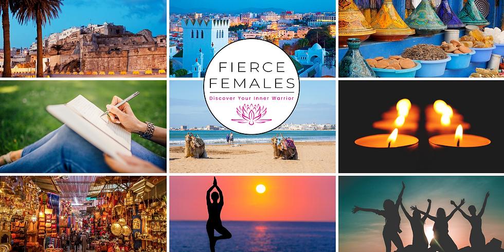 5 Day Fierce Females Yoga Retreat Morocco
